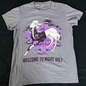 Welcome to Night Vale Rare Womens Shirt